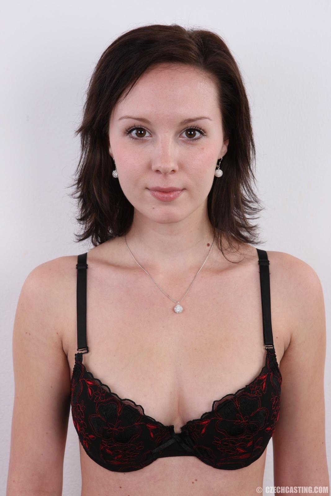 Tereza is beautiful czech casting (25 pics)